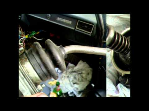 Замена рычага КПП ВАЗ 5ст., ваз 2107 5 ступенчатая, рычаг коробки передач, кулиса разборка и сборка