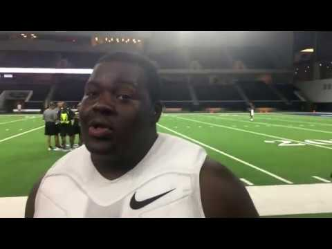 Another QB for LSU's 2019 class? Kardell Thomas sure thinks so