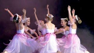 Танец снежинок или детский танец зимы