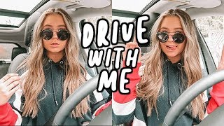 drive with me current playlist 2018