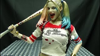 Hot Toys Suicide Squad HARLEY QUINN: EmGo's Squad Reviews N' Stuff