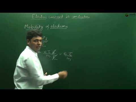 Electron Mobility