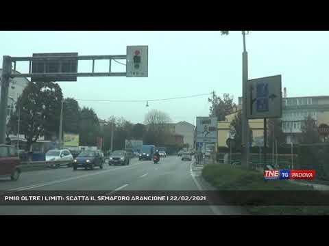 PM10 OLTRE I LIMITI: SCATTA IL SEMAFORO ARANCIONE | 22/02/2021