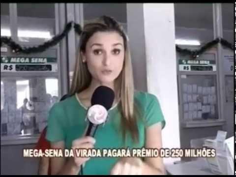Mega Sena da Virada 2014 - Tv Alterosa