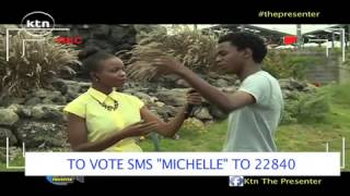 The Next Beatrice Marshall at KTN- Mitchelle Ngele