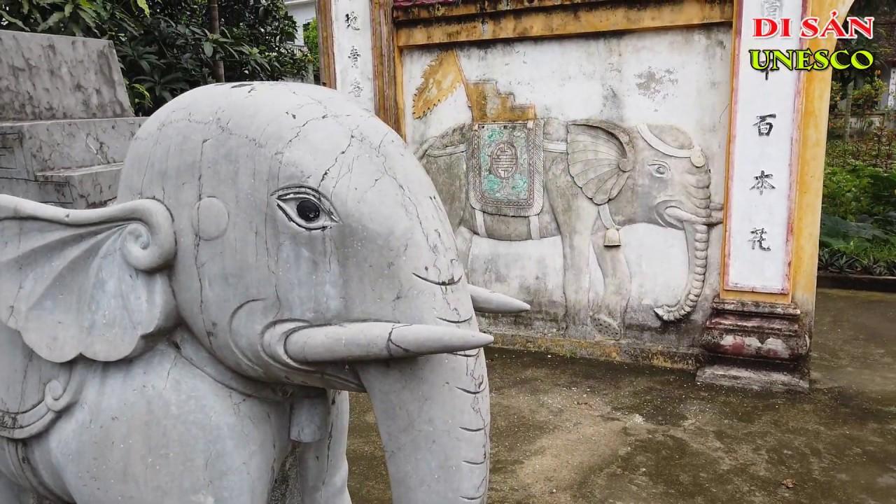 Đền Thanh Lãm Thờ Bà Phùng Thị Chính (Tướng Hai Bà Trưng) | Ký Sự Di sản UNESCO
