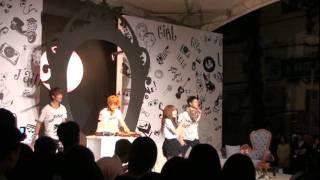 西門紅樓活動分享_2010年ELLE Girl走秀