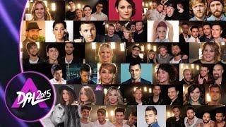 A Dal 2015 résztvevői