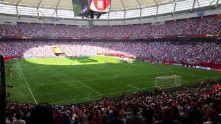 The National Anthems for both USA & Japan