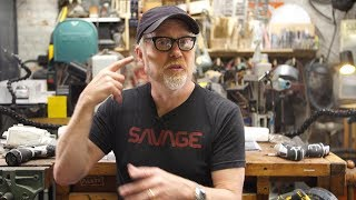 Adam Savage Talks about His Hearing Loss!