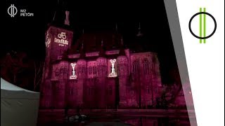 Rózsaszín lett a Lánchíd (is)