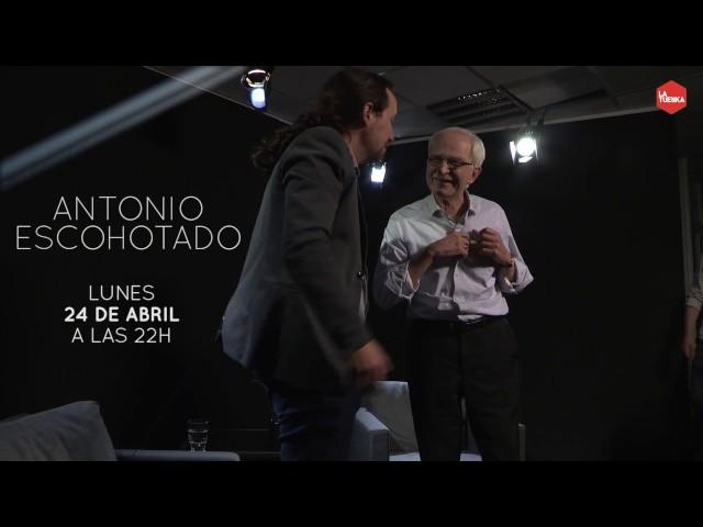 Otra Vuelta de Tuerka - Antonio Escohotado - Un año de vacaciones en la cárcel