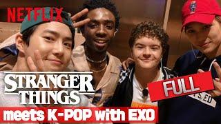 기묘한 이야기 3 기묘한 케이팝 With Exo Stranger Things Meets K Pop With Exo Full Netflix MP3