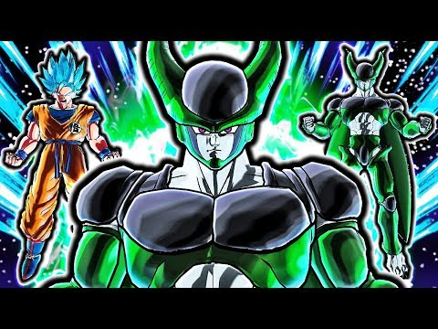 NEW CELL RESURRECTION FORM! Dragon Ball Xenoverse 2 Revival Of Cell Form Gameplay (CUSTOM MOVESET)