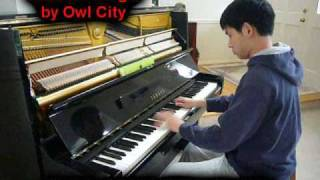 Vanilla Twilight - Owl City (Piano)