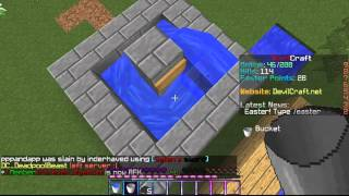 Video How to make an AFK Pool! (Minecraft 1.12) download MP3, 3GP, MP4, WEBM, AVI, FLV April 2018