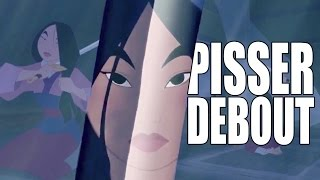 Mulan - Pisser Debout