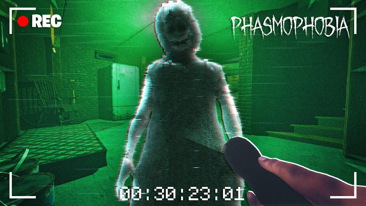 Download We Found A DEMON GHOST At 3AM   Phasmophobia