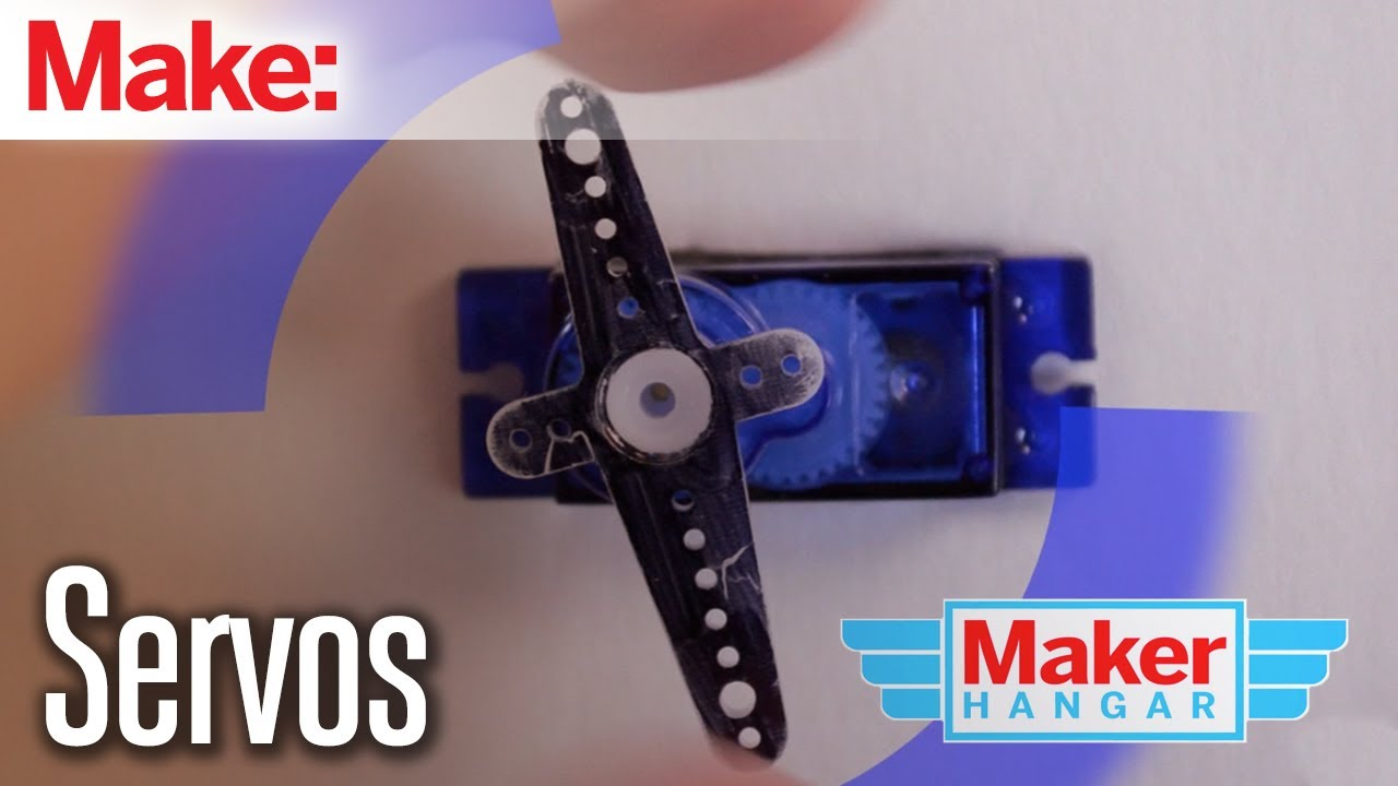 An Introduction to RC Servos   Mbed