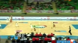 Баскетбол. ЧЕ 2011. Литва - Беларусь