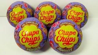 My Little PONY surprise eggs! Chupa Chups eggs surprise unboxing For Kids mymillionTV