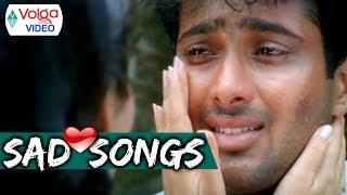 Telugu Best Sad songs | Heart Touching And Emotional Songs | Volga Videos