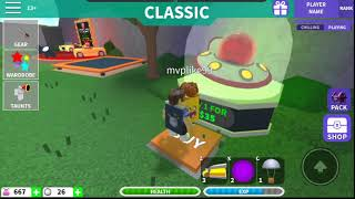 Dog wins a game? Roblox cursed island