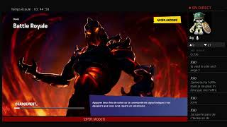 Live fortnite. Fr has the search for what qun that could offer me a skin