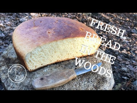 Cookin' With Coalcracker: Camp Bread