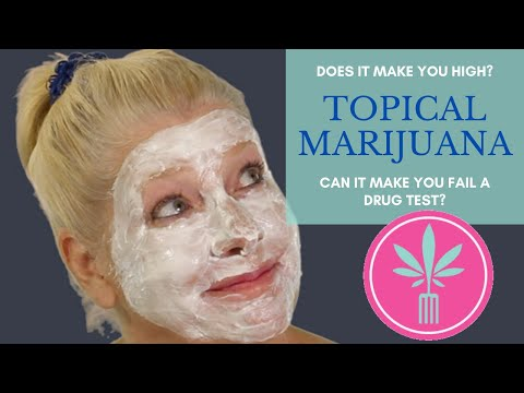 Will Marijuana Topicals Get You High or Make You Fail a Drug