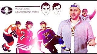 Мир спорта  Яшин покупает НХЛ!