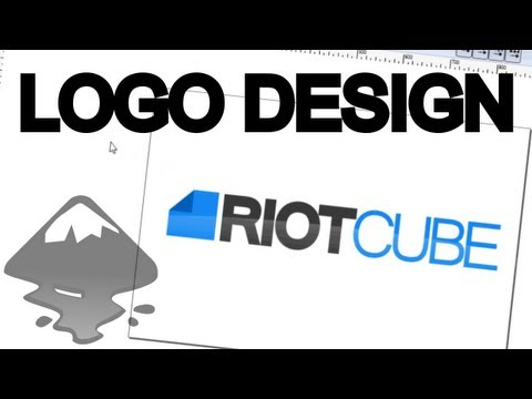 Designing a Simple Logo in Inkscape