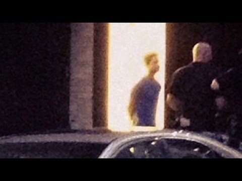 Shia LaBeouf arrested  at Broadway show