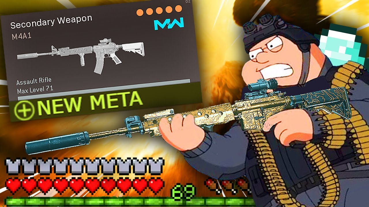 THE WARZONE META M4A1 EXPERIENCE.EXE