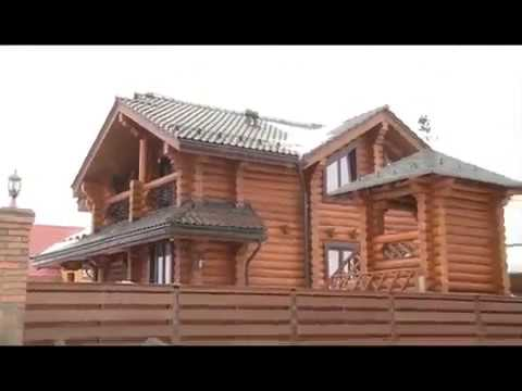 Жизнь в доме из бревна спустя несколько лет
