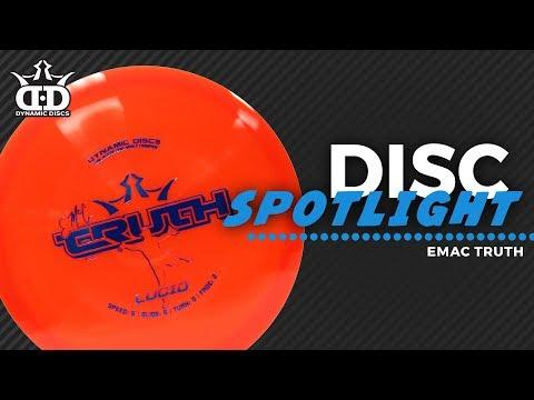 Dynamic Discs Emac Truth