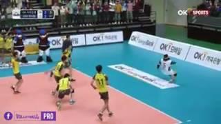 Китайский Волейбол