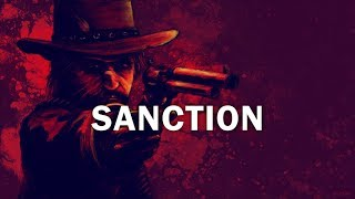 """SANCTION"" Hard Trap Beat Instrumental | Dark Rap Hip Hop Freestyle Beats | MacMuzik"
