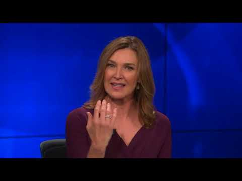 """Brenda Strong on her New Projects """"13 Reasons Why"""" & """"Lysistrata Unbound"""""""