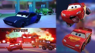 CARS 3 IN ROBLOX!