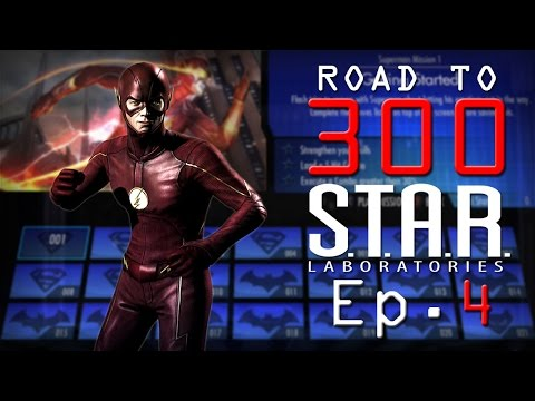 Road to 300 - Ep.4 - The Flash (S.T.A.R. Labs Mission 31-40)