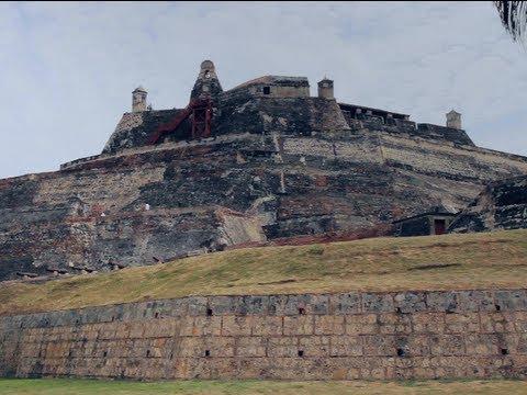 Maravillas de Colombia: Castillo San Felipe