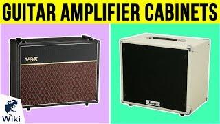 10 Best Guitar Amplifier Cabinets 2019