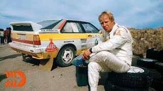 Hannu Mikkola Tribute | 1983 World Rally Champion