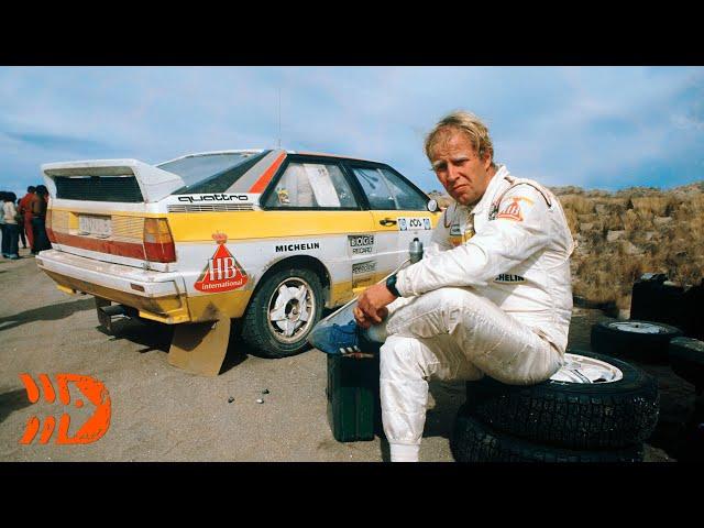 Hannu Mikkola Tribute | 1983 World Rally Champion