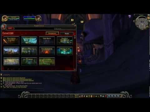WoW 4.2 Firelands Raid Bosses & Loot (*New Dungeon Journal)