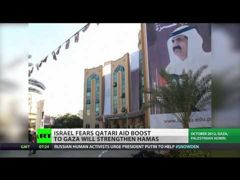 Terror Sponsor? Qatar pours megabucks into Gaza, Israel fears Hamas on rise