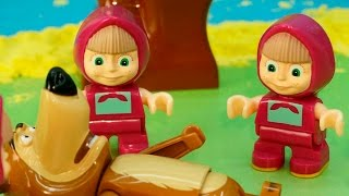 Видео с игрушками все серии подряд без остановки!