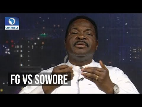 The DSS Haven't Told Us What Sowore Was Caught With - Ozekhome