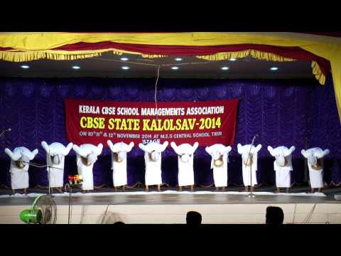 CBSE STATE KALOLSAV 2014 DUFFMUTTU-FIRST PRIZE LAKE FORD SCHOOL KOLLAM-
